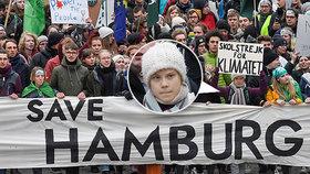 Greta v Hamburku