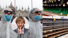 Ministr zdravotnictví Adam Vojtěch (za ANO) kvůli nárůstu případů nového koronaviru v Itálii znervózněl