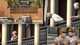 Britky popsaly karanténu v hotelu na Tenerife.