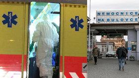 Matka mladíka, kterého na Bulovce testovali kvůli koronaviru, popsala nedostatek personálu.