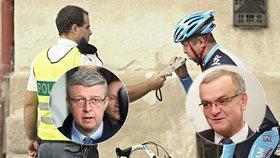 Cyklisté zůstanou na suchu.