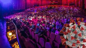 Vláda zakázala akce na sto lidí, divadla nebudou hrát (ilustrační foto)