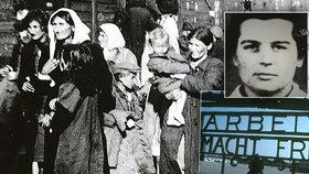 Dozorkyně Ruth Hildnerová v koncentračních táborech ubíjela zajatkyně k smrti!