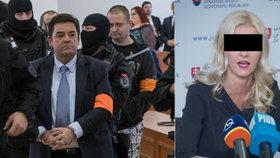 Slovenská policie zadržela několik soudkyň s vazbami na Kočnera.