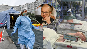 Italský lékař promluvil o situaci v zemi.
