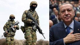 Turecký prezident Recep Erdogan přirovnal řeckou pohraniční stráž k nacistům.