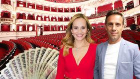Pohroma jménem koronavirus: Divadla připravil o miliony! Herce o desetitisíce