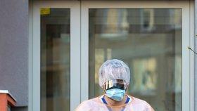 Česko se potýká s novou pandemií koronaviru. (ilustrační foto)