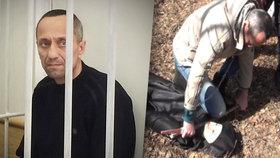 Nejaktivnější sériový vrah z Ruska zabil 78 lidí podomácku vyrobenými nástroji, činilo mu to potěšení