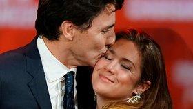 Žena kanadského premiéra Justina Trudeaua Sophie se nakazila novým koronavirem.