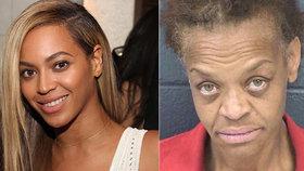 Žena tvrdila po honičce s policií, že je slavná zpěvačka Beyoncé.