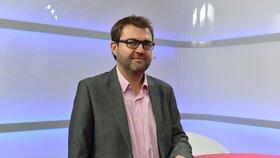 Psycholog Tomáš Morávek