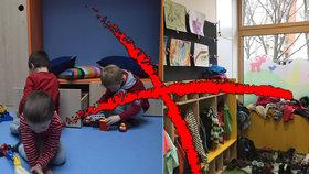 Školku na pražském Chodově kvůli nakaženému pedagogovi uzavřeli. (ilustrační foto)