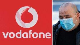 Mobilnímu operátorovi Vodafone pod náporem hovorů kolabují sítě.