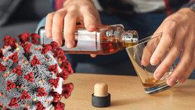 V karanténách může stoupnout spotřeba alkoholu, varují odborníci