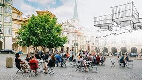 V Praze se lidem žije dobře. Chválí hromadnou dopravu, ale trápí je drahé bydlení