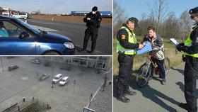 Lidé v Litovli se s karanténou města a okolí těžce smiřují.