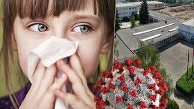 Praha 11 má kvůli koronaviru samé patálie. V průběhu jara byla přítomnost viru potvrzena v souvislosti se dvěma školskými zařízeními. (ilustrační foto)