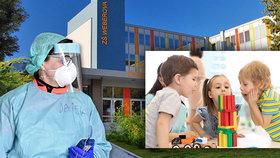 Pro lékaře, policisty a další zařídí magistrát ve spolupráci s MČ hlídání dětí.
