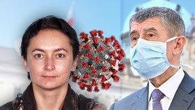 Laboratoř Soni Pekové může zase testovat vzorky na koronavirus.(18. 3.2020)