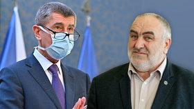Předseda senátorů KDU-ČSL Petr Šilar označil premiéra Andreje Babiše (ANO) za psychopata.
