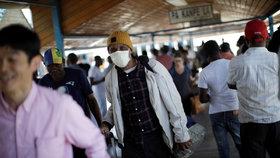 Kvůli pandemii koronaviru začala v Dominikánské republice platit přísná restriktivní opatření, dotkla se i řady Čechů, kteří jsou v zemi na dovolené, (19.03.2020).
