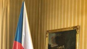 Prezident Miloš Zeman promluvil na FTV Prima k Čechům kvůli koronavirové pandemii (19.3.2020)