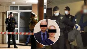 Podezřelého z vraždy zadržela na Slovensku zásahová jednotka. Několik dní bydlel v hotelu.