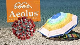 Koronavirus položil první cestovku, za oběť mu padla CK Aeolus, se kterou cestují i Češi.