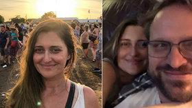 Natasha Ottová (†39) zemřela, když čekala na výsledky testu na koronavirus. Její tělo našel přítel.