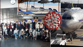 Vláda pokračuje s repatriacemi Čechů, kteří v době koronavirové krize uvízli v zahraničí.