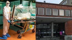 Muž zemřel v havířovské nemocnici (vlevo ilustrační foto).