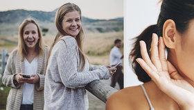 Ztráta sluchu, čichu i hmatu? Julie (20) tvrdí, že kvůli koronaviru přišla o smysly.
