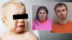 Odporný čin nezodpovědných rodičů: Holčičku nechali umírat ve špíně, lezli po ní šváby!
