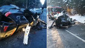 Smrtelná nehoda na Slovensku