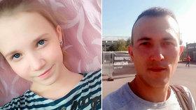 V Rusku zatáhli tři muži 13letou dívku do auta, znásilnili a zavraždili. Na nalezení těla se podílelo 600 dobrovolníků.