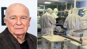 Zemřel dramatik Terrence McNally: Podlehl koronaviru
