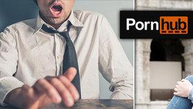 Pornhub se přejmenoval na Stayathomehut, nabízí prémiový obsah zdarma. Chce lidem dát o důvod víc, proč nevycházet z domu...
