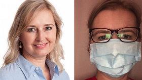 Radka Trylčová, radní Plzeňského kraje, má kornavirus.