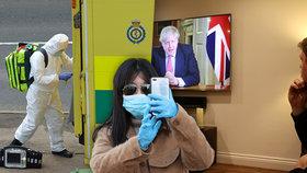 """""""Jsme ovečky čekající na porážku."""" Svědectví britského lékaře bere dech"""