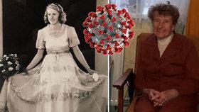 I ve svém úctyhodném věku se Helenina babička, která zemřela na Covid-19, uměla radovat ze života.