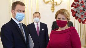 První pomoc pro slovenskou ekonomiku: Vláda do ní napumpuje miliardu eur