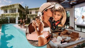 Influencer tráví luxusní karanténu na Bali v novém domě.