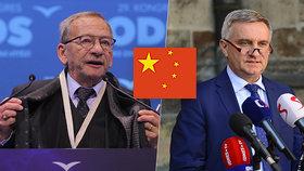 Mynář údajně objednal na čínské ambasádě dopis proti Kuberovi