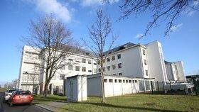 Ústřední vojenská nemocnice.