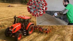 Lukáš Musil pro Blesk Zprávy: O cenách, budoucnosti zemědělství i o moderních technologiích
