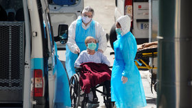 Koronavirus ve Španělsku (2. 04. 2020)