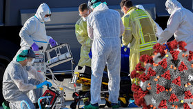 V Německu za jeden den přibyly téměř čtyři tisíce nakažených