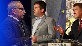 Doplňovací volby za zesnulého předsedu Senátu Jaroslava Kuberu vláda vyhlásila neprávem. (6. 4. 2020)