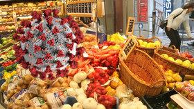 Jak zbavit ovoce a zeleninu virů?
